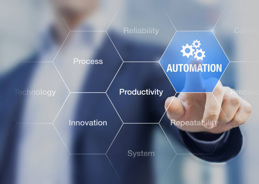 Custom software for business process automation – ticket processing